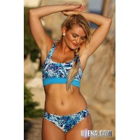 Tropic Fever Easee Fit Cheeky Bikini