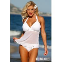 Lovers Beach Open BackTankini