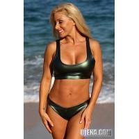 Easee Fit Emerald Action Thong Bikini