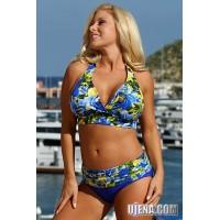 Royal Islands Minimizer Plus Size Swimsuit