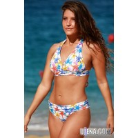 Sea Stars Banded Full Coverage Bikini