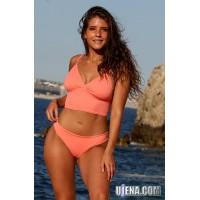 Peach Malibu Bikini