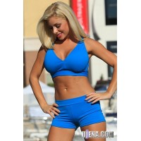 Minimizer Sport Shorts Bikini